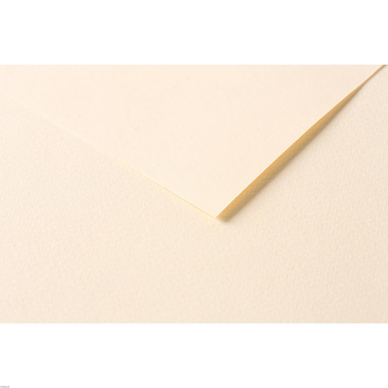 Clairefontaine Tulipe A4 160g Ivory - karton craft