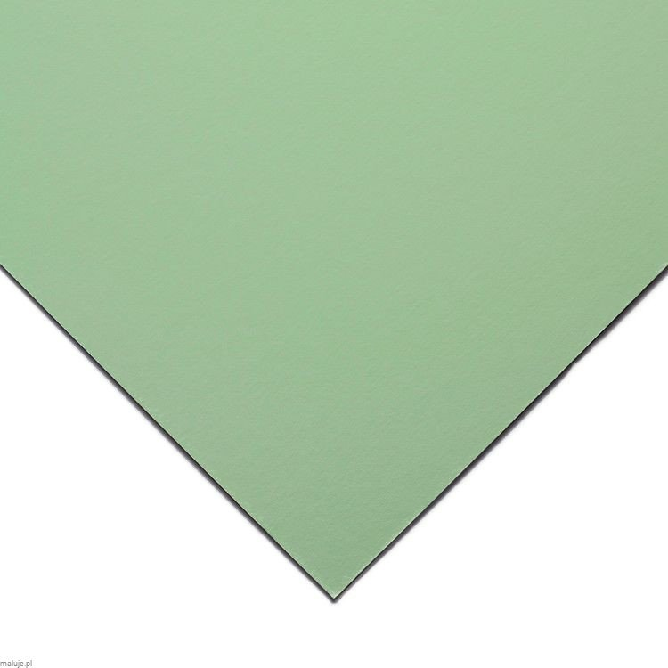 Clairefontaine Pastelmat 50x70cm Light green 360g - papier do pasteli