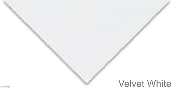 Somerset White VELVET 300g760x1120mm - papier graficzny
