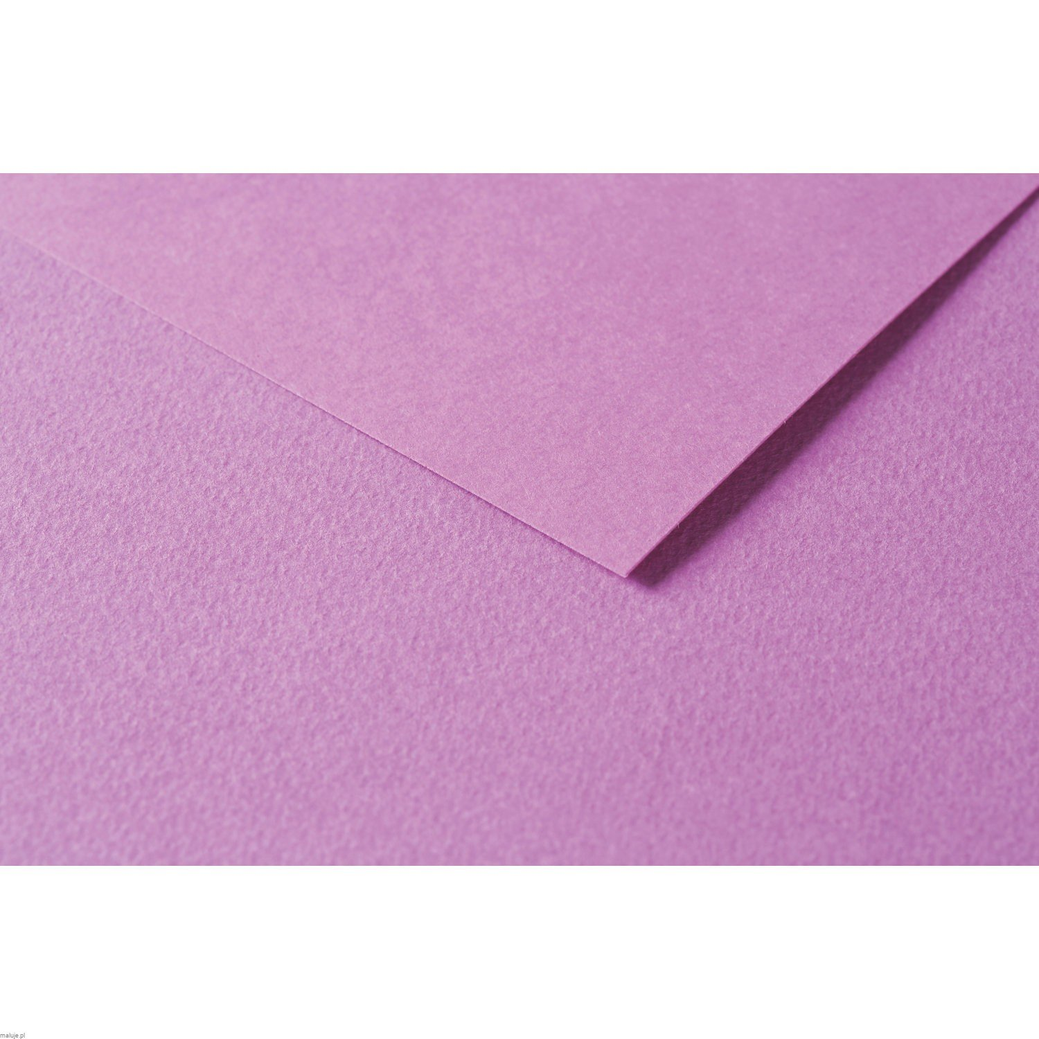 Clairefontaine Tulipe A4 160g Lilac - karton craft