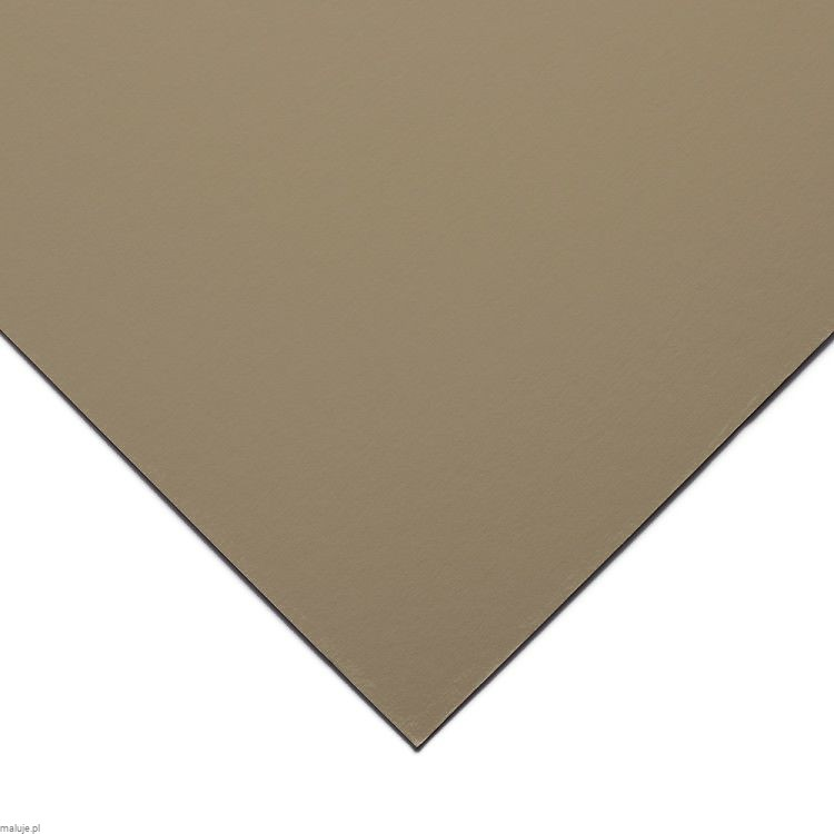 Clairefontaine Pastelmat 50x70cm Brown 360g - papier do pasteli