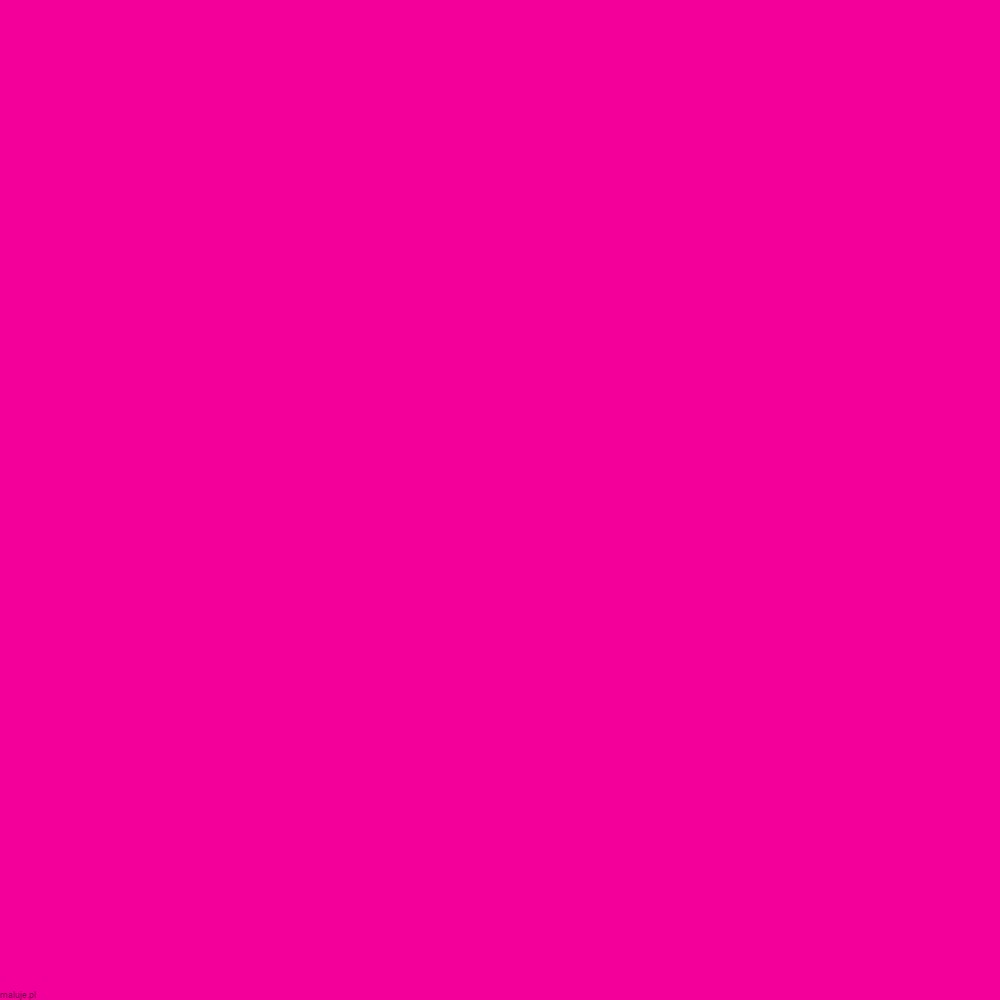 Touch Refill Ink  F125 Fluorescent Pink - tusz alkoholowy 20ml