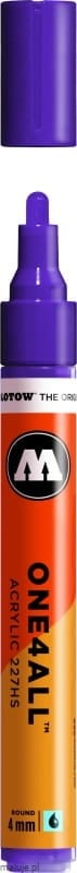 Molotow ONE4ALL 227HS 042 currant 4mm - marker akrylowy