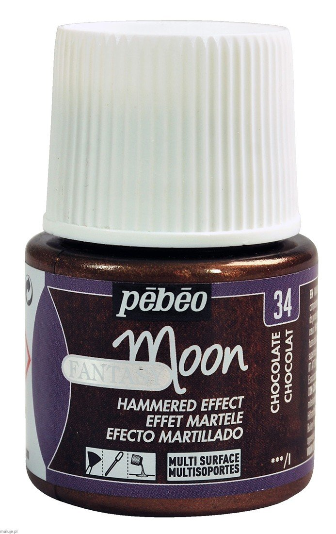 Pebeo Moon 34 CHOCOLATE