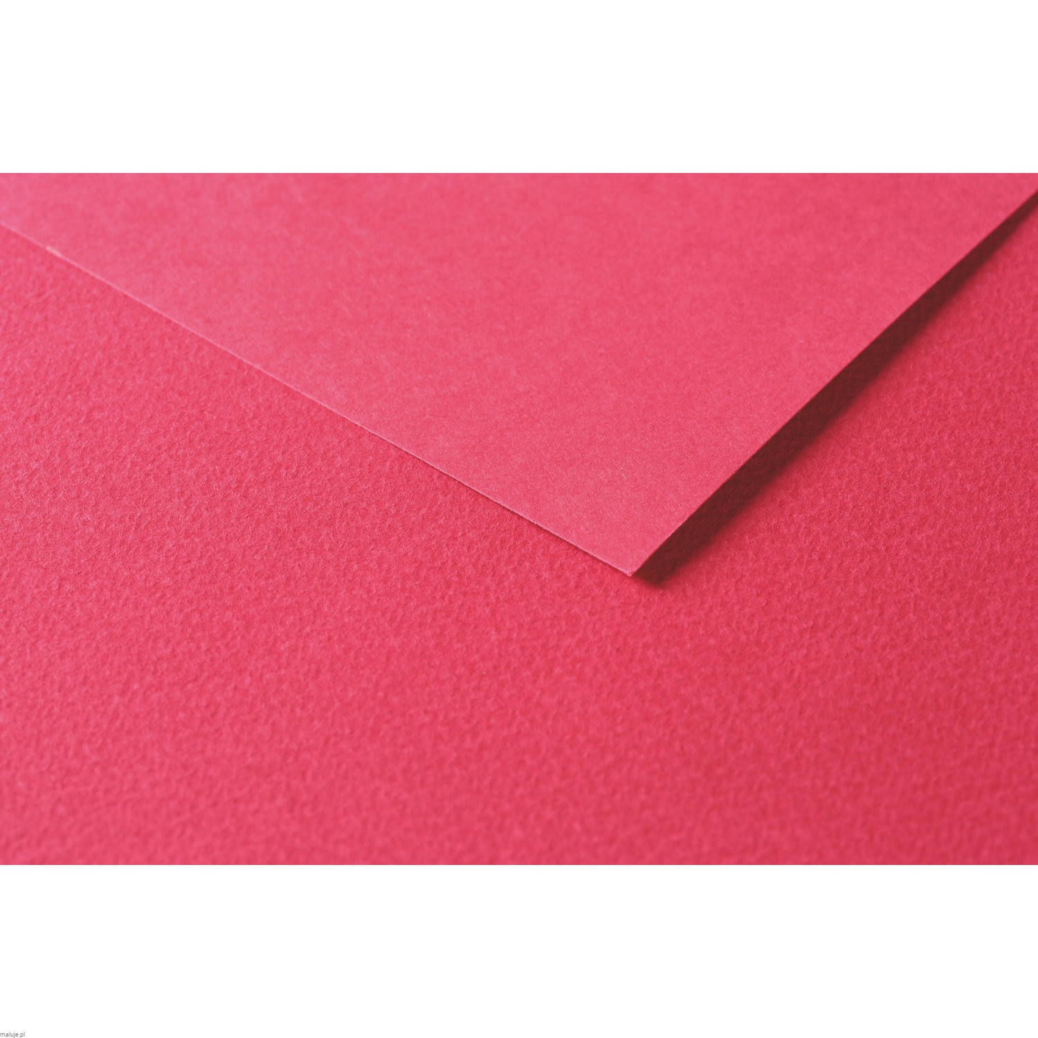 Clairefontaine Tulipe A4 160g Red - karton craft