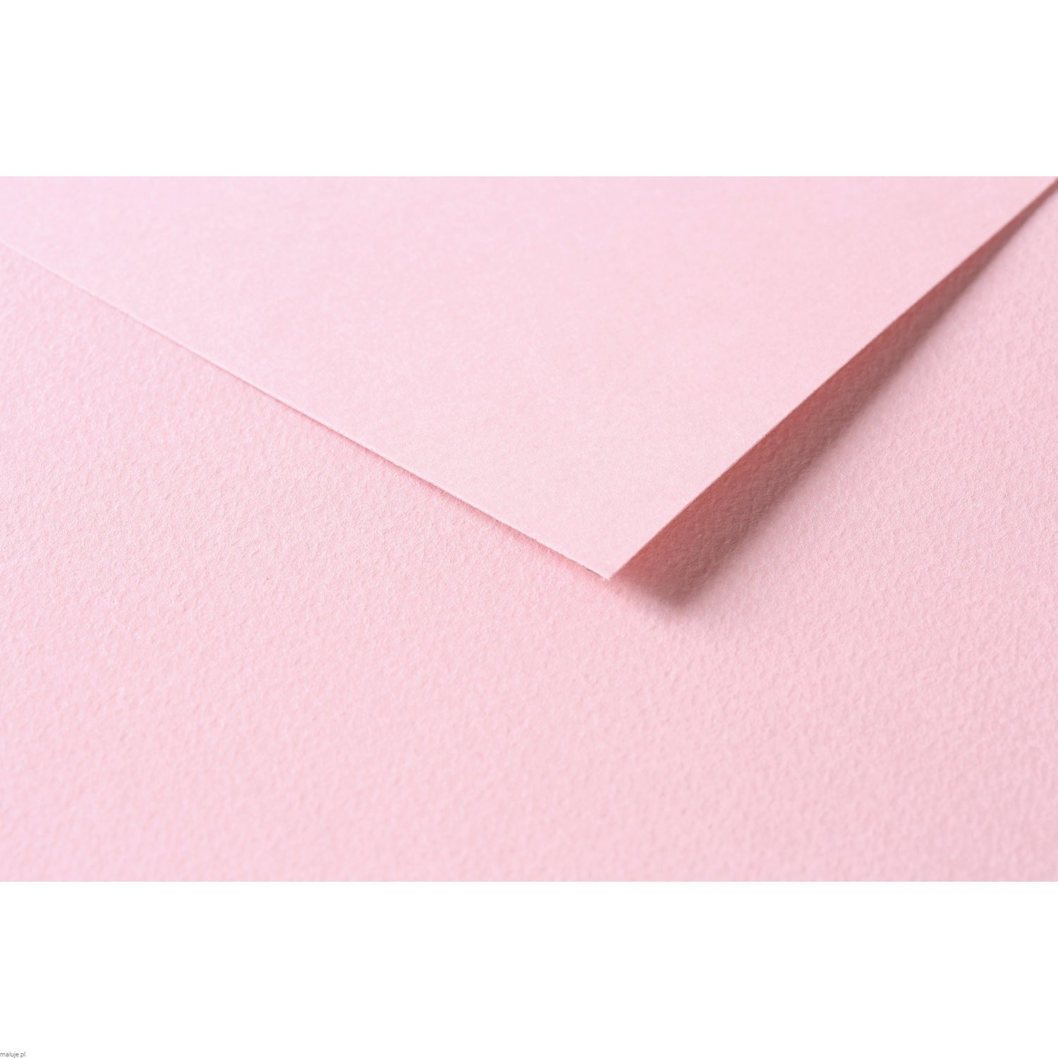 Clairefontaine Tulipe A4 160g Light pink - karton craft
