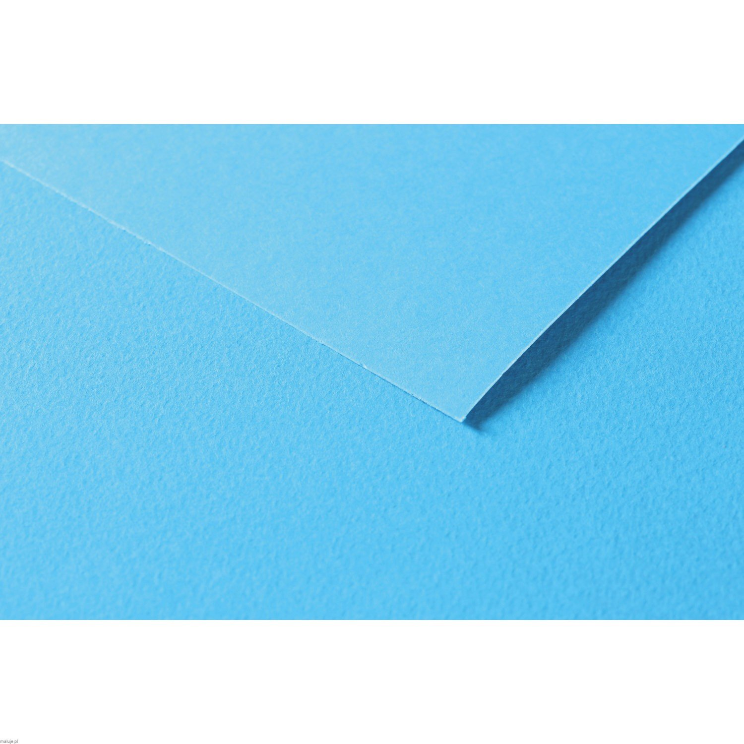 Clairefontaine Tulipe A4 160g Turquoise - karton craft