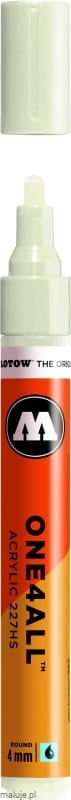 Molotow ONE4ALL 227HS 229 nature white 4mm - marker akrylowy