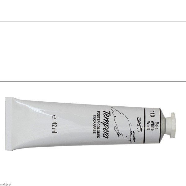 Tempera AERO 110 White - 42ml