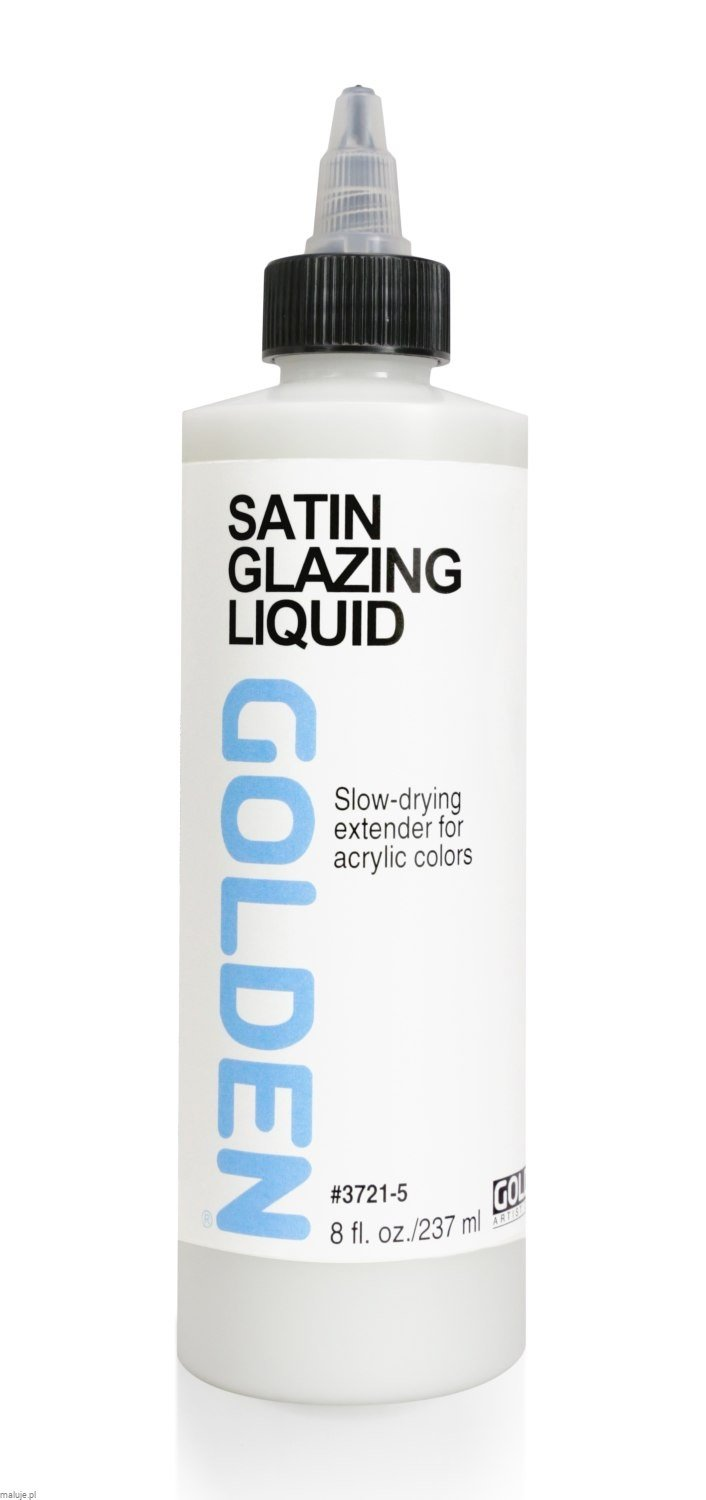 Golden Satin Glazing Liquid (Satynowy)