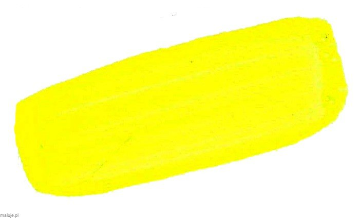 Golden farba akrylowa HIGH FLOW Fluorescent Chartreuse