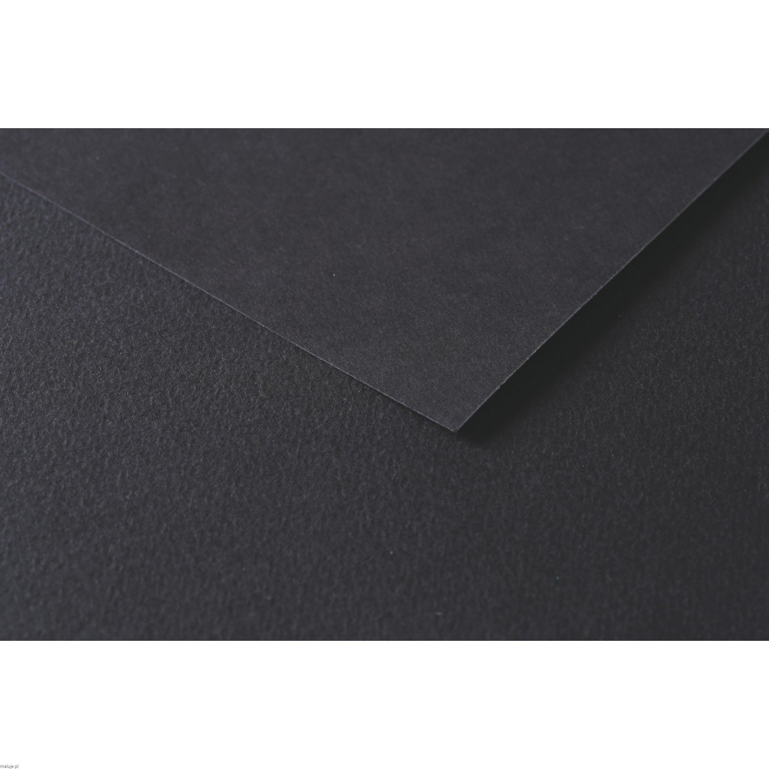 Clairefontaine Tulipe A4 160g Black - karton craft