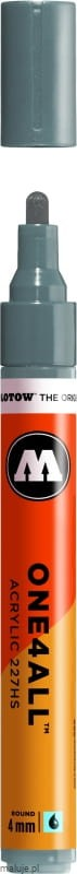 Molotow ONE4ALL 227HS 238 grey blue dark4mm - marker akrylowy