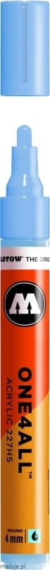 Molotow ONE4ALL 227HS 202 ceramic light pastel 4mm - marker akrylowy