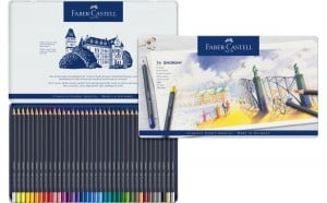 GOLDFABER Colour Pencils 36 kolorów - komplet kredek