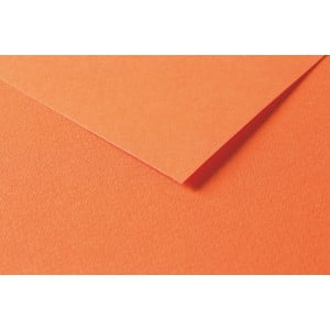 Clairefontaine Tulipe A4 160g  Orange - karton craft