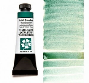 Daniel Smith akwarela Cobalt Green Pale