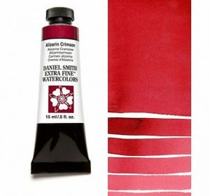 Daniel Smith akwarela Alizarin Crimson