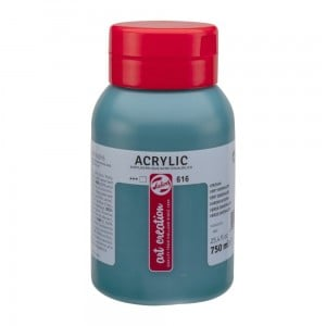 Farba akrylowa Art Creation Acrylic Viridian 750ml