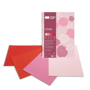 Blok Deco 170g 20 ark. ROSE