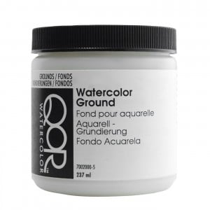 QoR Watercolor Ground 237ml - grunt akwarelowy