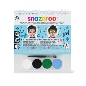 SNAZAROO A6 BOOKLET - ADVENTURE - BOY