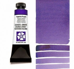 Daniel Smith akwarela Imperial Purple