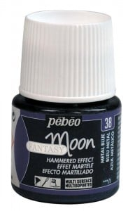 Pebeo Moon 38 METAL BLUE