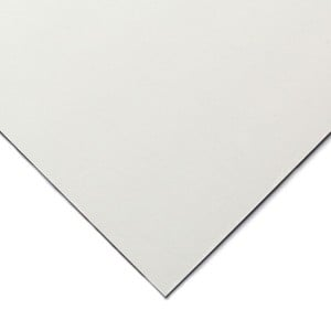 Clairefontaine Pastelmat Light grey 50x70cm 360g - papier do pasteli
