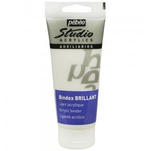 Studio Acrylic Gloss Bindex - medium