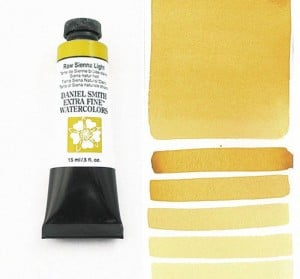 Daniel Smith akwarela Raw Sienna Light