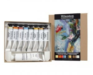 Williamsburg Signature Colors Set 11ml -komplet