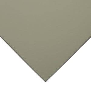 Clairefontaine Pastelmat Dark grey 50x70cm 360g - papier do pasteli