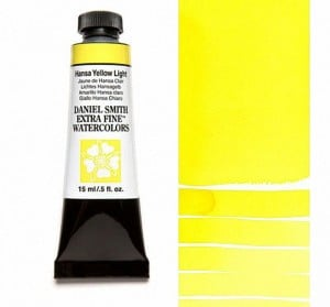 Daniel Smith akwarela Hansa Yellow Light