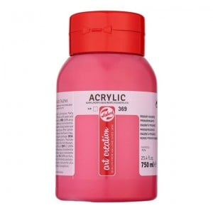 Farba akrylowa Art Creation Acrylic Primary Magenta 750ml