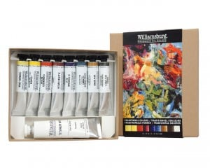 Williamsburg Traditional Colors Set 11ml -kompl
