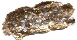 Golden farba akrylowa HEAVY BODY Gold Mica Flake (Small)