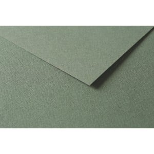Clairefontaine Tulipe A4 160g Ocean green - karton craft