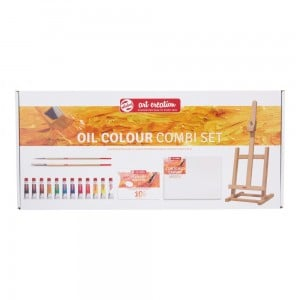 Art Creation Oil COMBI Set - zestaw malarski