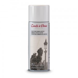 Conte Fixative Spray 400ml - fiksatywa