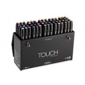 Touch Twin Marker 60 Set A - komplet