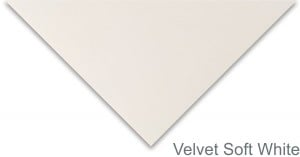 Somerset Soft White VELVET 250g 560x760mm - papier graficzny