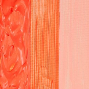 Sennelier Abstract farba akrylowa Fluo Orange
