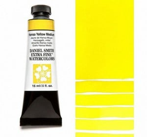 Daniel Smith akwarela Hansa Yellow Medium