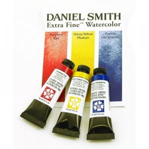Daniel Smith Primary Edition Set 3x15ml - zestaw farb akwarelowych