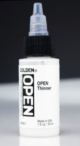 Golden OPEN Thinner Rozcienczalnik