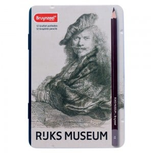 Dutch Masters Pencil Set 2H-9B klp.12 ołówków
