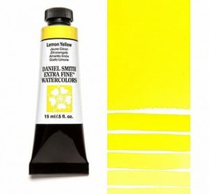 Daniel Smith akwarela Lemon Yellow