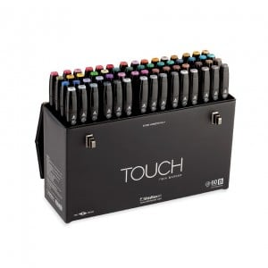 Touch Twin Marker 60 Set B - komplet