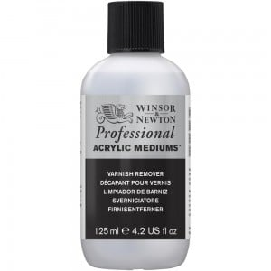 W&N Professional Varnish remover - Zmywacz do werniksu